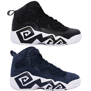 Details about NEW MENS FILA LIMITED EDITION RETRO MB MESH BASKETBALL  SNEAKER 1VB90178