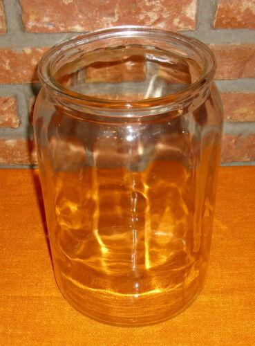 Grosses altes Bonbon-Glas aus alter Bäckerei - 5 l