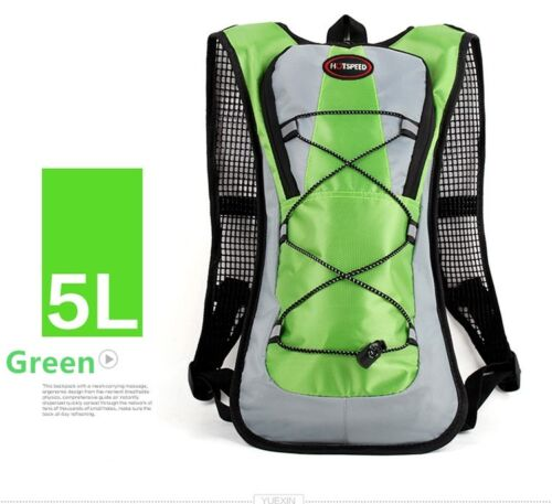 New Breathable Backpack Multi-Functional Motorcycle Racing Hiking Shoulder Bag