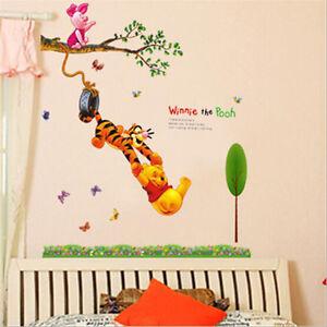 Winnie The Pooh Wall Sticker Vinyl Decal Decor Removable Nursery Art