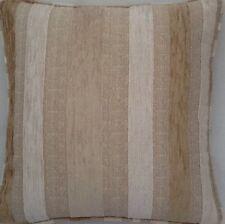 Un 16 Pollici Copricuscino in Laura Ashley Maxwell naturale tessuto a righe