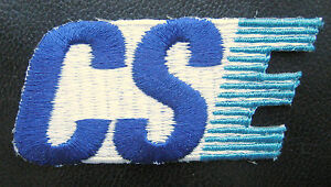 CONWAY-SOUTHERN-EXPRESS-CSE-EMBROIDERED-SEW-ON-PATCH-TRUCK-FREIGHT-2-1-2-x-1-1-4