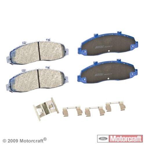 Motorcraft BRSD679 Frt Semi Metallic Brake Pads