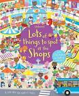 Lots of Things to Spot at the Shops Sticker Book by Hazel Maskell (Paperback, 2015)