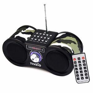 Radio-Stereo-Numerique-Radio-Recepteur-Haut-Parleur-USB-disque-TF-Carte-MP3