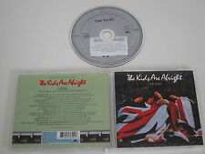 THE WHO/THE KIDS ARE ALRIGHT(POLYDOR 543 694-2) CD ALBUM