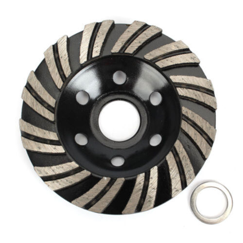 4 100mm Wood Sanding Carving Shaping Disc For Angle Grinder Grinding Wheel New