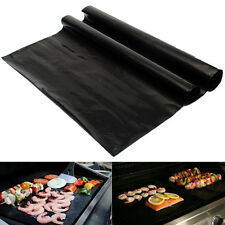 60x40cm Reuseable Oven & Pan Liner Baking Non-Stick Cooking Grill Mat Sheet NEW