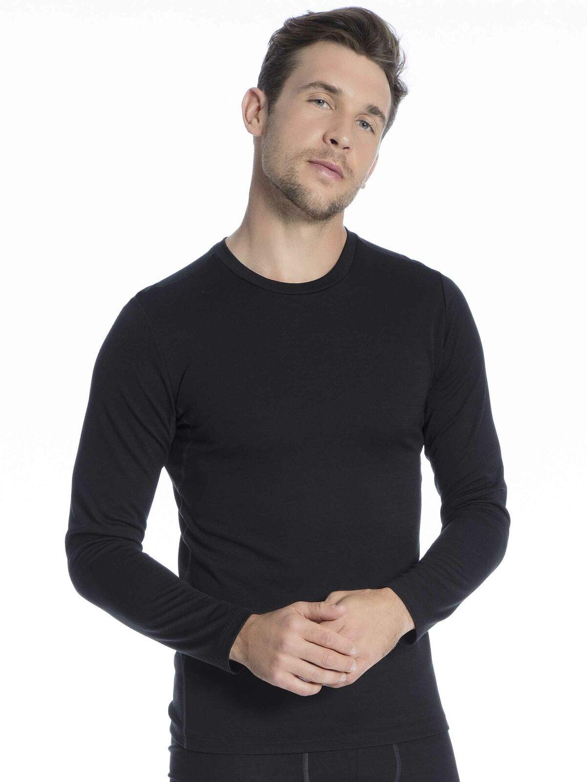 La serie de camisas de manga larga para funciones masculinas es nueva.