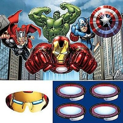 Avengers Licensed Birthday Party Game