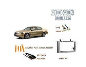 2000 nissan maxima antenna wiring new fits 2000 2003 nissan maxima car stereo install dash kit  with  car stereo install dash kit