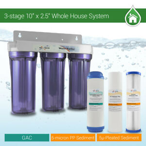 image is loading whole house water filter 2 5 034 x - Whole House Water Filtration