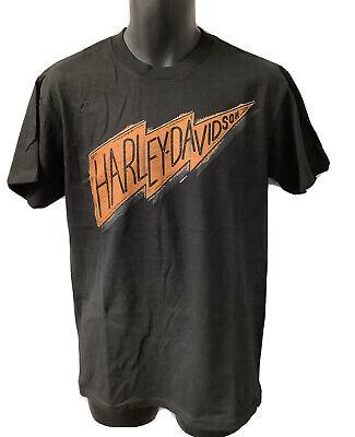 Harley-Davidson Mens Web Skull Lightweight Black Short Sleeve T-Shirt S-5XL