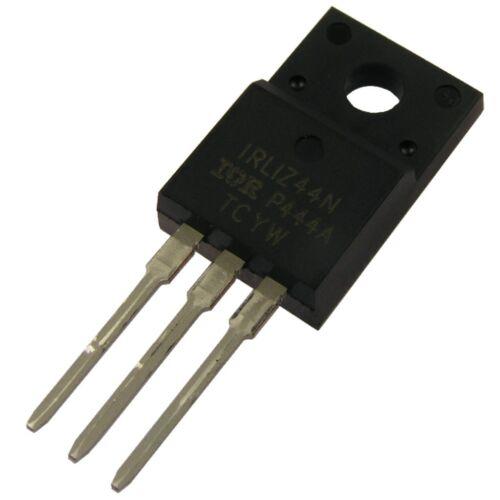 2 IRLIZ44N International Rectifier MOSFET Transistor 55V 30A 45W 0,022R 854760