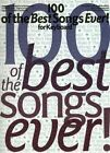 100 of the Best Songs Ever!: For Keyboard by Music Sales Ltd (Paperback, 2000)