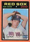 1971 Topps Ken Brett #89 Baseball Card