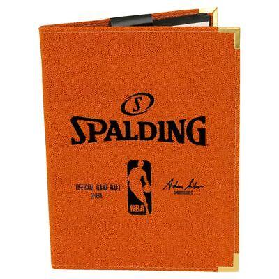 Basketball Sonstige Schlussverkauf Spalding Basketball Training Zubehör Nba Schreibmappe A5 Orange Um Sowohl Die QualitäT Der ZäHigkeit Als Auch Der HäRte Zu Haben