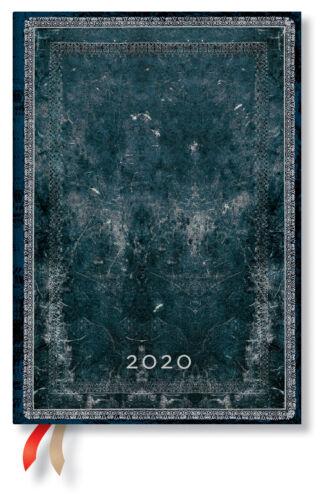 Paperblanks Kalender 2020 MIDI 13x18cm Jahresplaner Terminplaner Tagesplaner