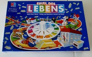 Genial, Da Neu & Ovp: Le jeu de la vie!   L'édition bleue de 1997!   En feuille