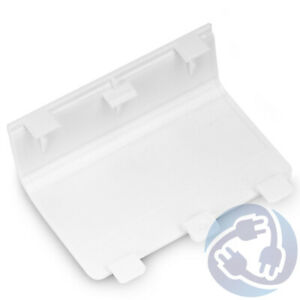 Replacement Battery Cover Door Lip Back for Xbox One Wireless Controller - White