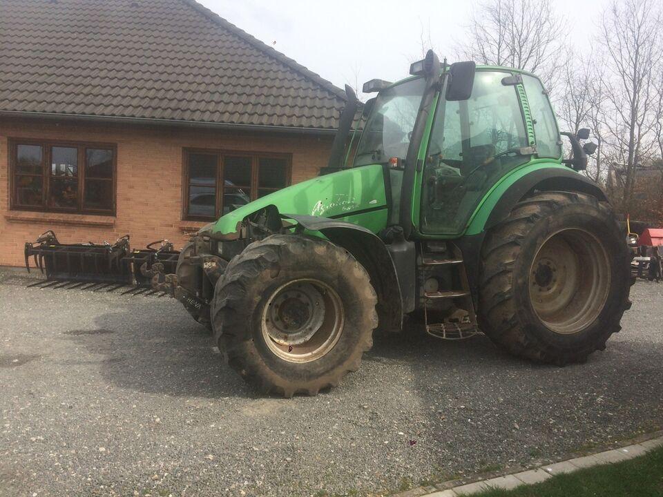 Traktor, deutz 6.05