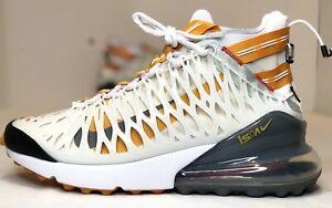 e9612b3c71e99 Details about Nike Air Max 270 ISPA SOE Mens Size 11.5 Ghost Aqua White  Amber Rise BQ1918-102