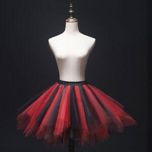 B39-Tuetue-Ballettrock-Tuellrock-Petticoat-Ballettkleid-Rock-Ballett