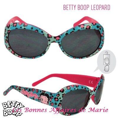 Intelligente Betty Boop - Liquidation - Lunettes De Soleil - Neuves Avec étiquette Impermeabile, Resistente Agli Urti E Antimagnetico