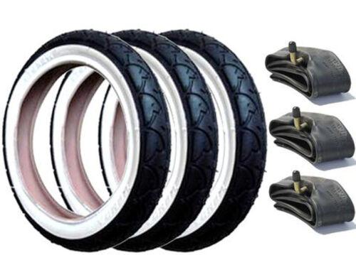 47-203 Véritable phil /& teds e3 poussette pneu /& tube set 12 1//2 x 1.75-2 1//4