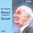 Sir Adrian Boult Conducts Elgar (CD, Feb-2012, 5 Discs, Regis Records)