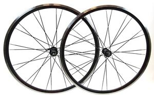 AEROMAX-700c-Road-Comp-Black-Road-Bike-Wheelset-Clincher-for-Shimano-SRAM-NEW