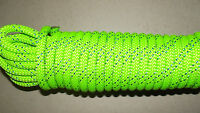 1/2 X 77' Kernmantle Static Line, Climbing Rope