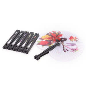 Paper-Chinese-Oriental-Folding-hand-held-fans-Ideal-sizeCLDr-handbags-iaP-S