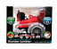 thumbnail 2 - Turbo Tumbler Car Red RC Remote Controlled Toy Monster 360 Spinning 27MHz