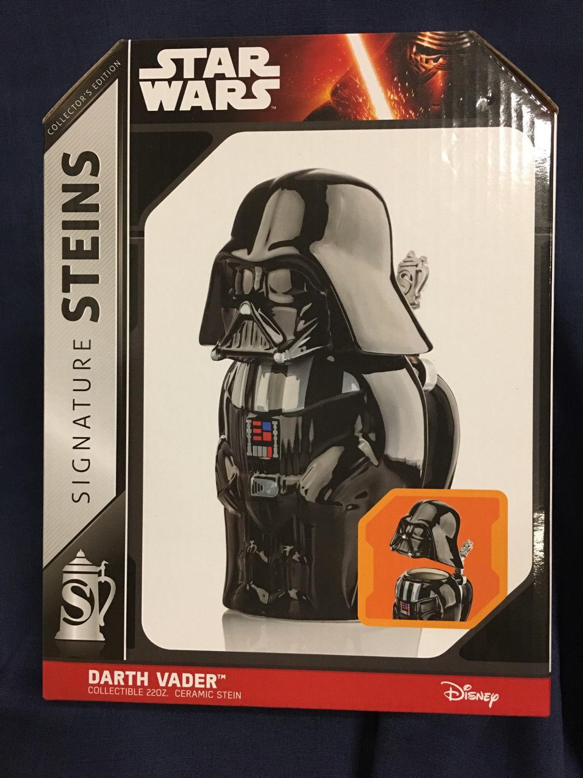 STAR Wars Darth Vader Stein – da collezione Tazza in ceramica 22oz 1st Confezione EDT