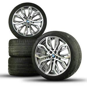 BMW-21-in-performance-Jantes-Alu-Styling-375-x5-e70-f15-pneus-d-039-ete