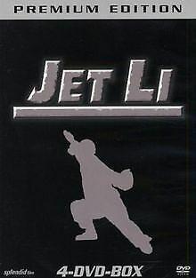 Jet Li 4-DVD Box (Premium Edition) | DVD | Zustand gut
