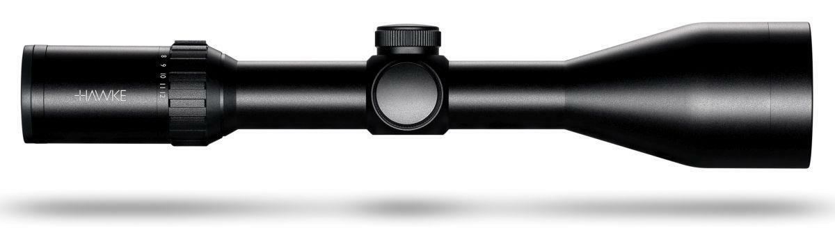 Hawke Vantage 30 WA 3-12x56 Etched Glass Illuminated L4A Reticle Rifle Scope