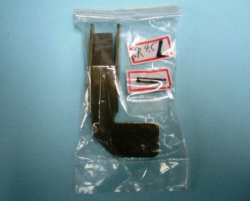 Bracket reinforcing Plate Brother Ribber KR850 Left spring pin included