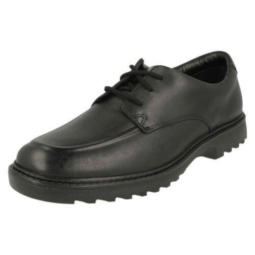 Clarks Grove Niños De ' Vestir Con Zapatos Asher Cordones 1nS8qznwR