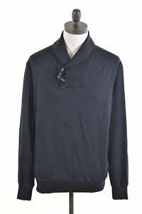 Clothes, Shoes & Accessories Polo Ralph Lauren Mens Sweatshirt Jumper 2xl Navy Blue Cotton G212 Hoodies & Sweatshirts