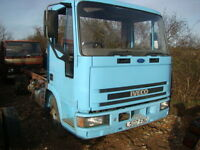 LORRY TRUCK CHASSIS FOR AFRICA EXPORT IVECO RENAULT VOLVO DAF FORD CARGO BEDFORD
