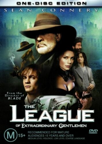 1 of 1 - The League of Extraordinary Gentlemen (DVD, 2004)LIKE NEW R4