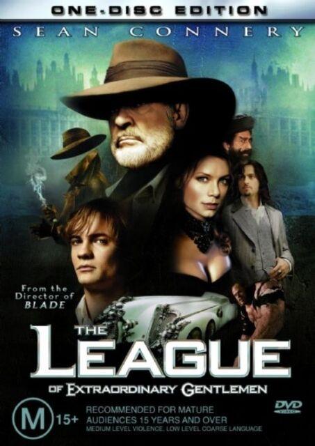 The League of Extraordinary Gentlemen (DVD, 2004)