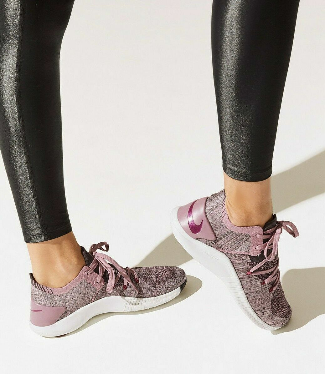 NIKE FREE TR FLYKNIT 3 (942887 501) mujer TRAINERS UK 3-6.5