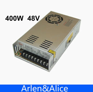400W 48V 8.3A Single Output Switching power supply AC to DC SMPS