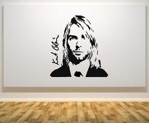 Nevermind Song Lyrics Quote Vinyl Wall Art Sticker Nirvana Decal Kurt Cobain