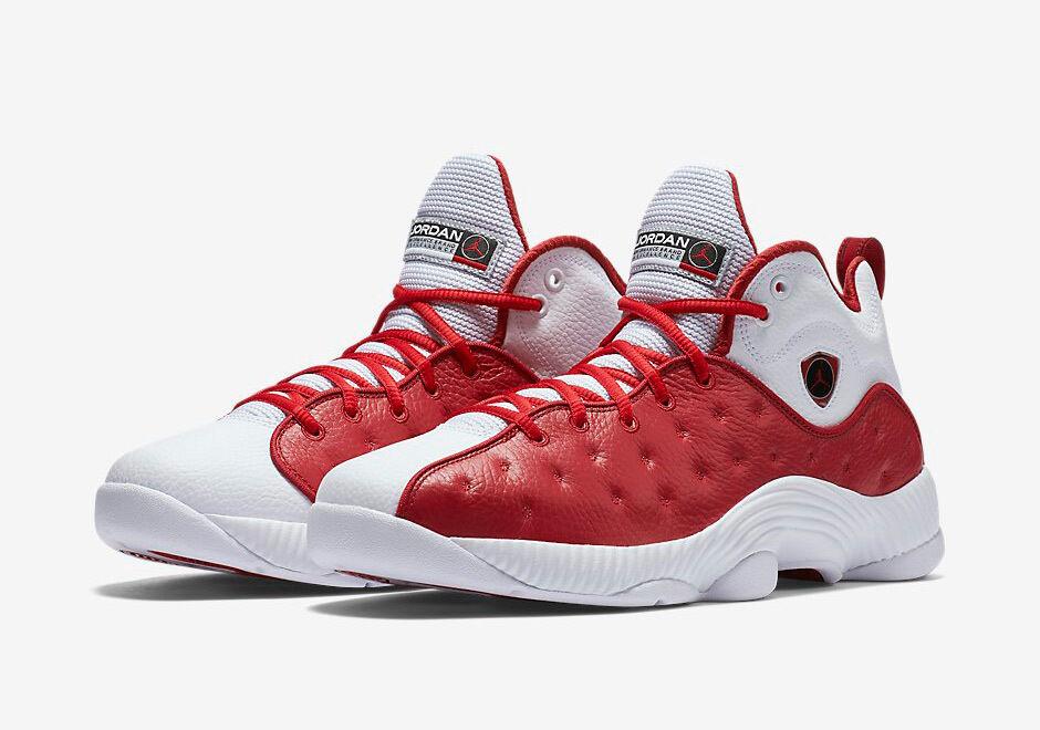 Taille 12 homme Nike Air Jordan JumpMan Team II athlétique Basketball 819175 601