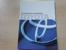 54417) Toyota Celica MR2 Land Cruiser RAV4 Starlet Prospekt 07/1997