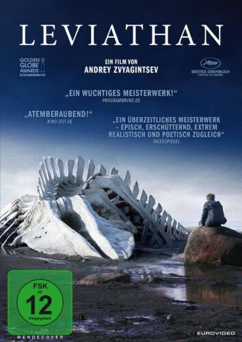 1 von 1 - DVD * LEVIATHAN | ALEXEI SEREBRJAKOW , ELENA LYADOVA # NEU OVP %